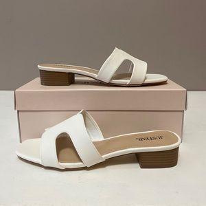 JustFab Flat Sandal